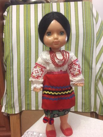 Кукла СССР Оксана-Галя (молд Даша),куколка винтаж Лялька СРСР, лялечка