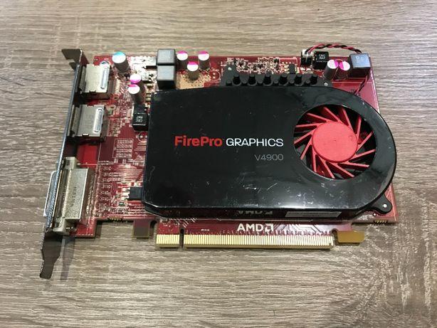 Видеокарты AMD FirePro V4900 (1Gb/128bit/DDR5) DX 11 - аналог HD 6670