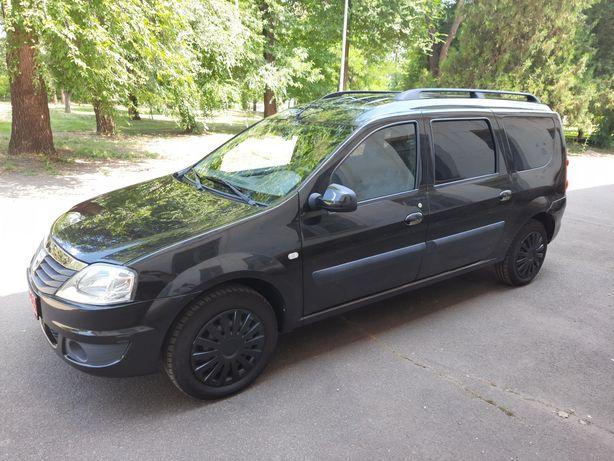 Dacia logan mcw black line