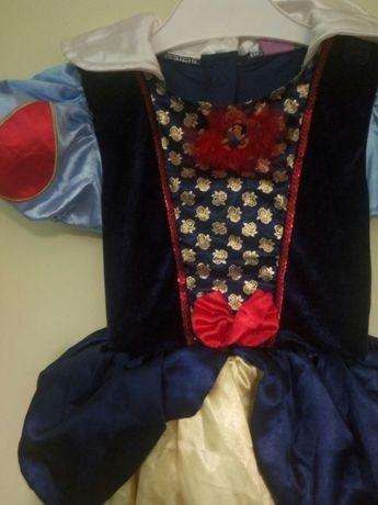 Белоснежка карнавальное платье Дисней