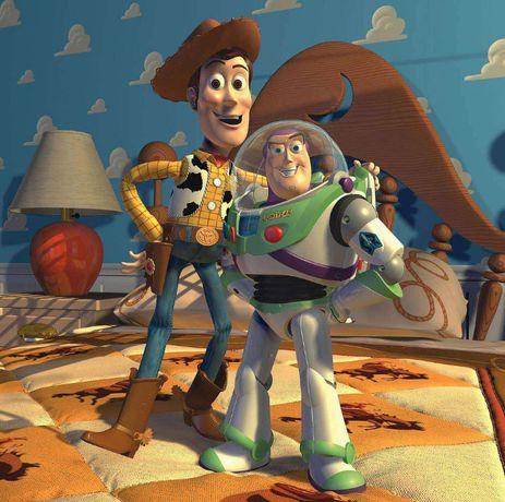 Фигурки Toy Story / история игрушек / вуди / баз / Walt Disney