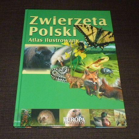 Atlas ilustrowany - Zwierzęta Polski