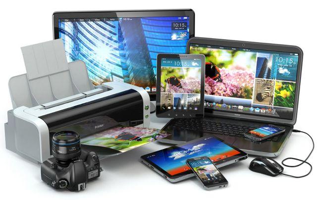 Ремонт ПК, принтеров, ноутбуков, телефонов, планшетов, мониторов, т.д