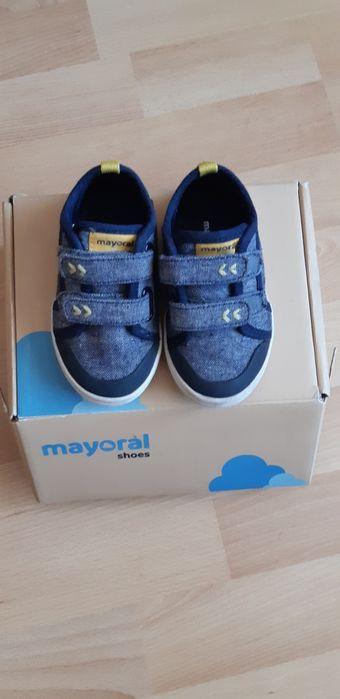 Обувь детская mayoral размер 21 Днепр - изображение 1