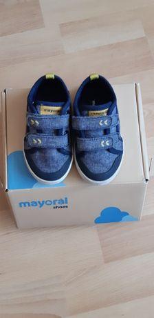 Обувь детская mayoral размер 21