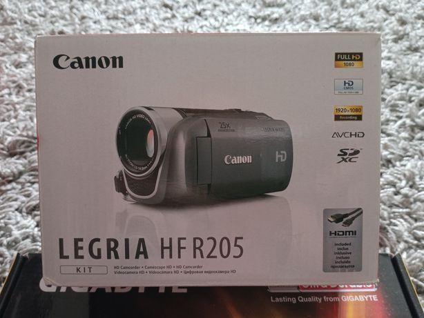 Kamera Canon Legria hf r205
