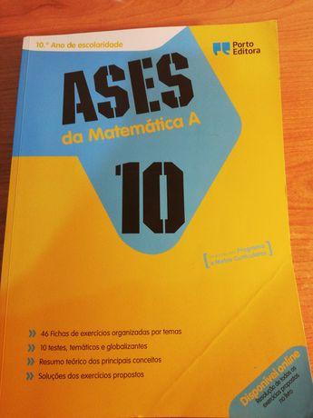 Livro ASES de exercícios Matemática A