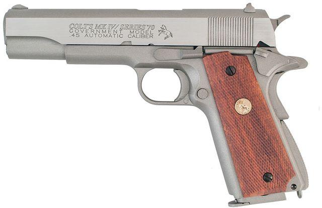 Cybergun - Colt Mk. IV Series 70 CO2 GBB Replika pistoletu ASG