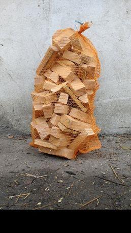 Drewno opałowe, Rozpałkowe, suche cena z transportem