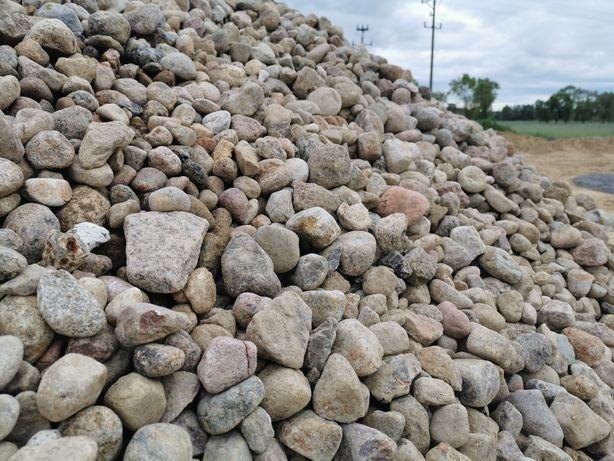 Kamień do drenażu żwir