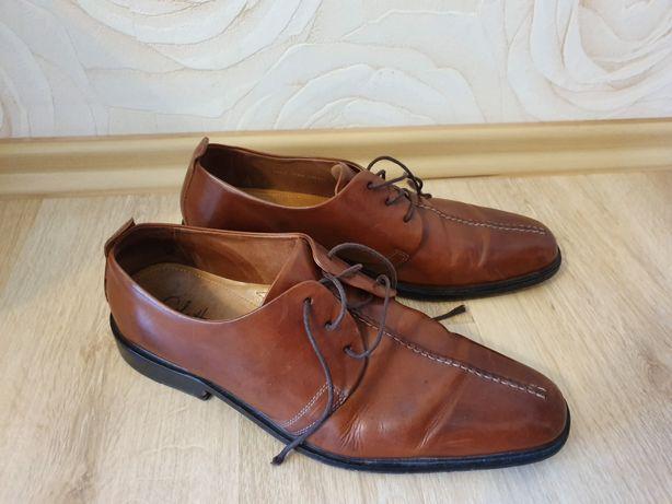 Туфли Cole Haan кожаные б/у 45 размер