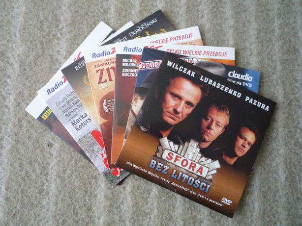 Film -zestaw 7 filmów DVD