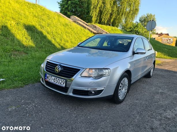 Volkswagen Passat Ładny passat b6 200KM