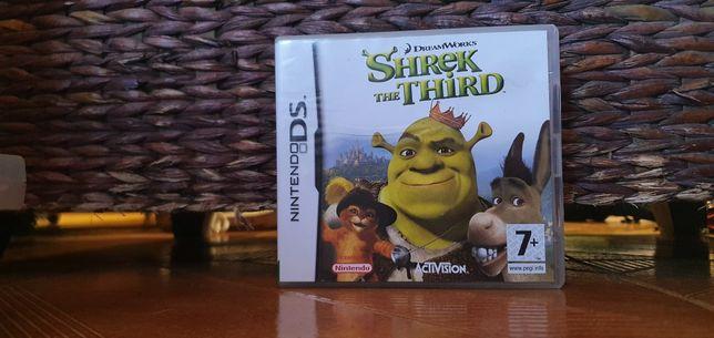 """""""Shrek The Third"""" Jogo Nintendo DS"""