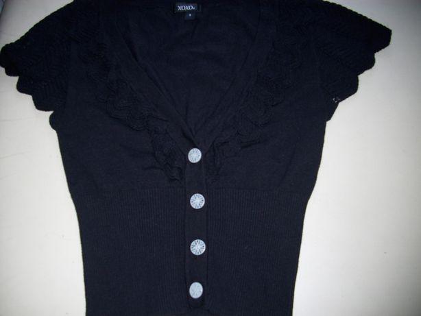 Bluzeczka dzianinowa Xoxo