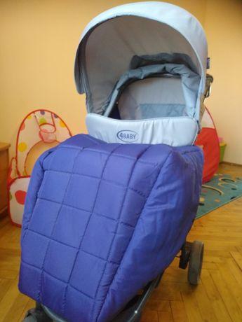 Візочок прогулянковий/ коляска 4 baby rapid