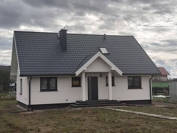Dom Szkieletowy Kamilek