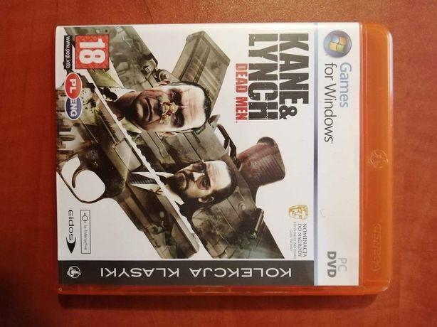 Kane & Lynch Dead Men PC. Polska wersja