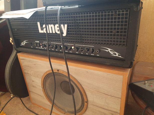Laney lx120h гитарная голова.ГИТАРНЫЙ УСИЛИТЕЛЬ