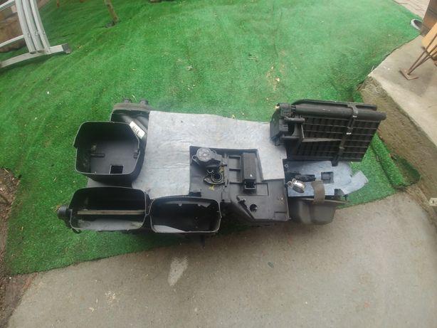 Vw sharan elementy wyposażenia nagrzewnica kokpit obudowa radia