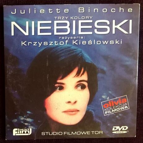 Trzy kolory Niebieski - Krzysztof Kieślowski dvd