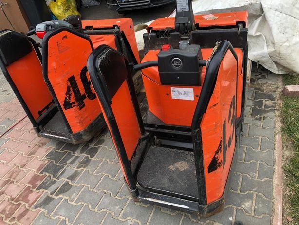 Wózek toyota BT LPE 200/8 paleciak elektryczny 2013 rok