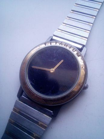 Часы Regent Stowe в титановом корпусе