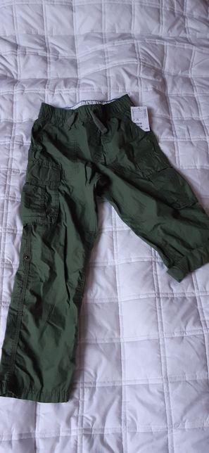 Nowe spodnie H&M 122/128 cm
