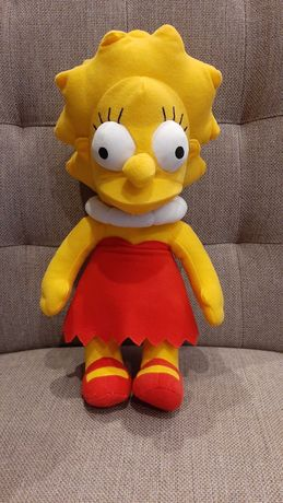 Lisa Marie Simpson zabawka