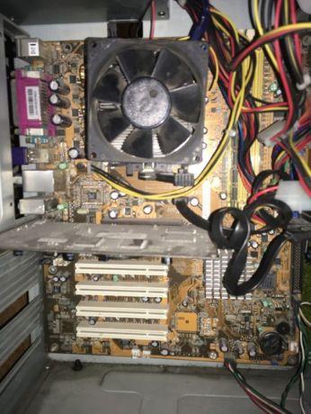 Материнская плата Foxconn NF3250K8AA-RS +процессор +память