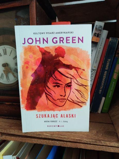 "Książka ""Szukając Alaski"" John Green"