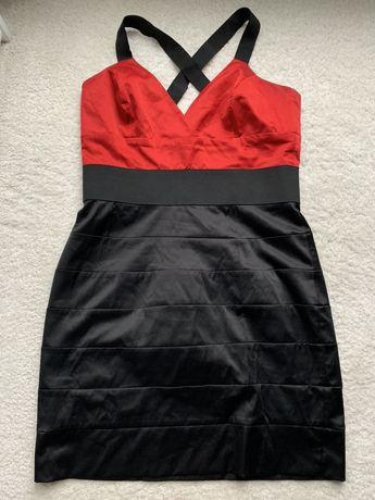 Sprzedam sukienkę w rozmiarze M. Stan idealny