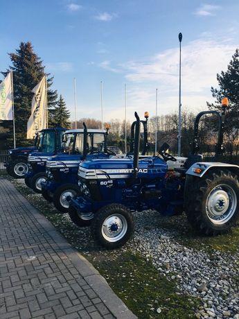 Ciągnik rolniczy Farmtrac 6045 ROPS 2WD; 45 KM, pod dotacje, od ręki