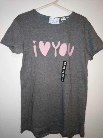 T-shirt nova lefties 11-12anos portes grátis