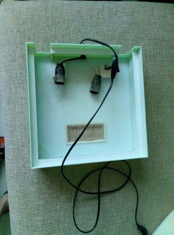 Акриловая крышка для аквариума 31х31см