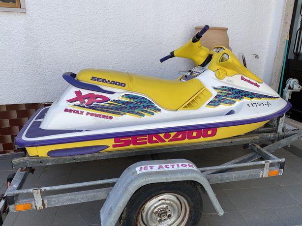 Sea Doo XP   Jet Ski
