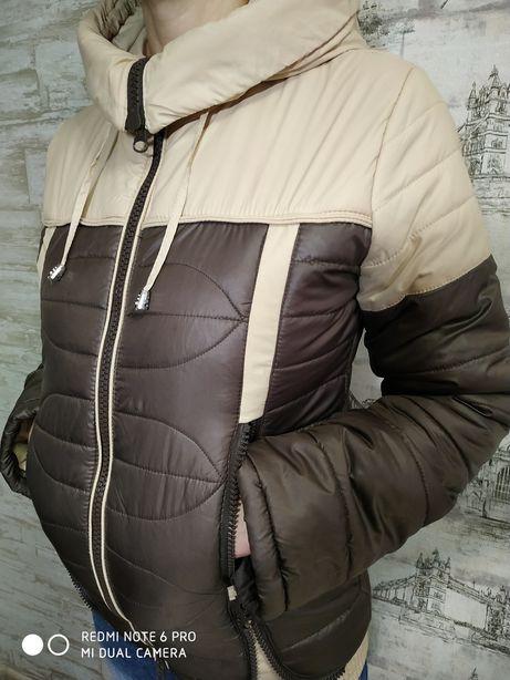 Жіноча демисезонна куртка