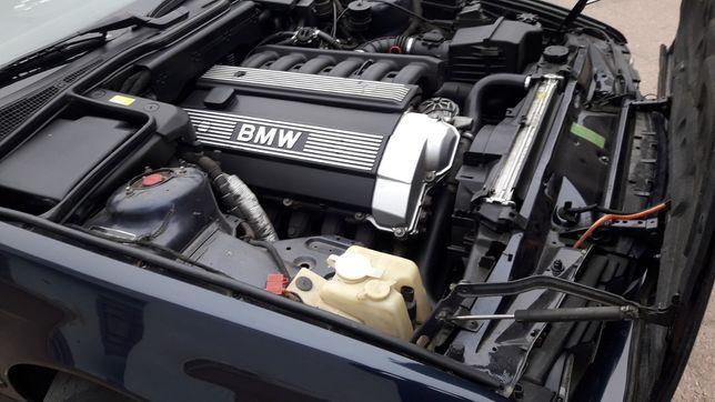 BMW 5 series газ бензин