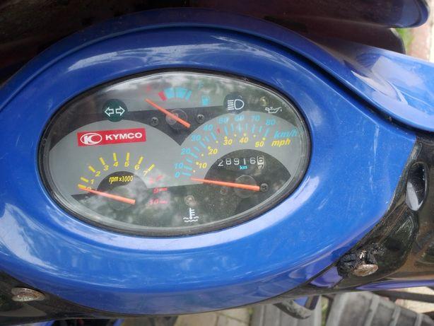 Продам скутер кумко супер 9