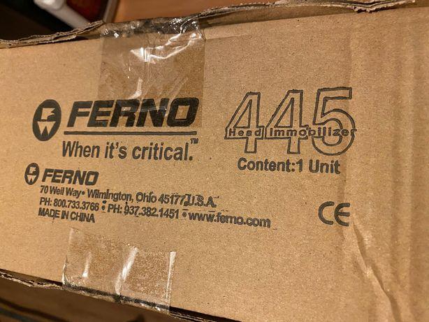 Stabilizacja głowy do deski ortopedycznej - FERNO USA