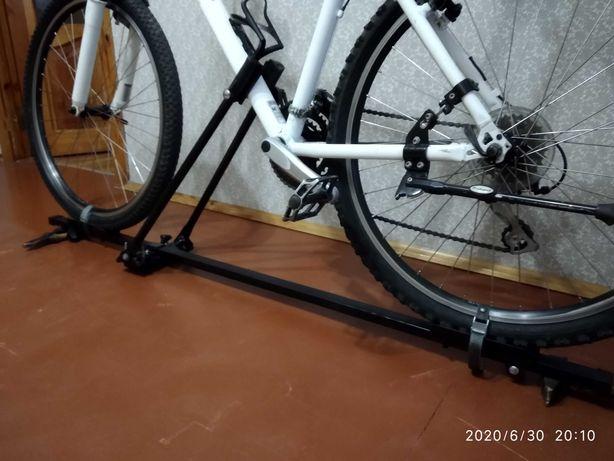 кріплення для перевезення велосипеда