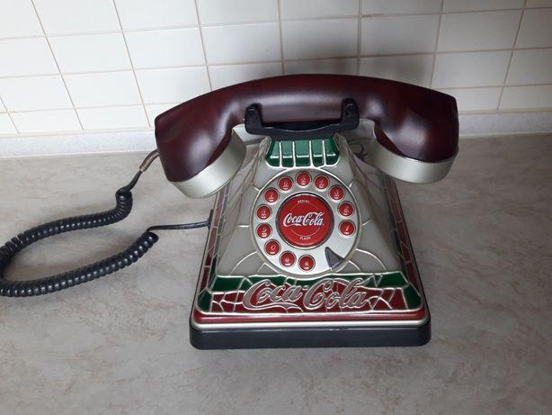 Винтажный телефон Coca-Cola