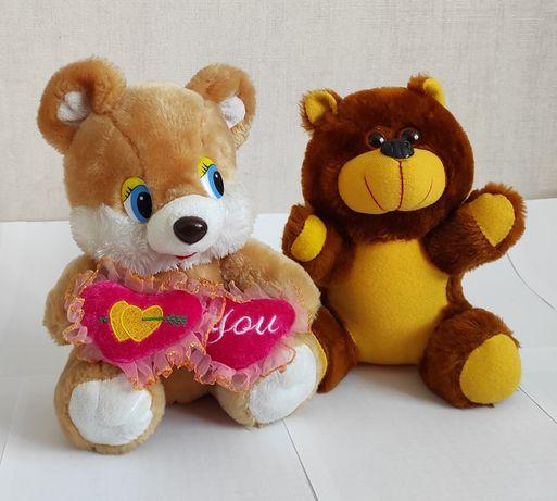 Мишка і ведмедик (м'які)