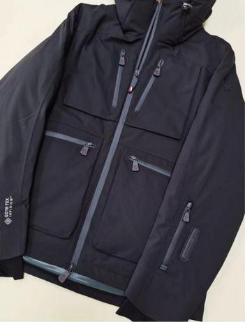 Продам чоловічу куртку Moncler Gore-Tex мужской пуховик зимняя куртка