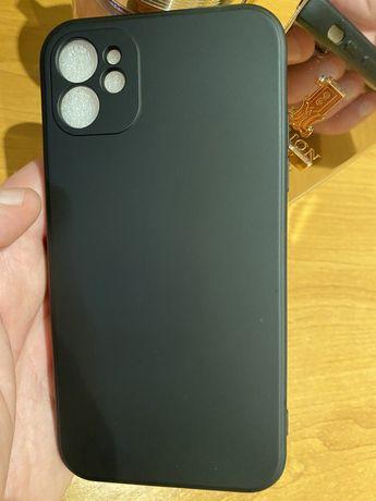 Чехол на айфон 11 (новый)