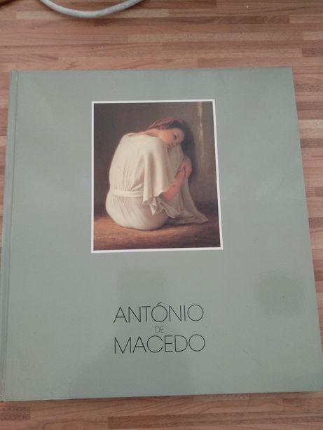 Colecção de obras António de Macedo
