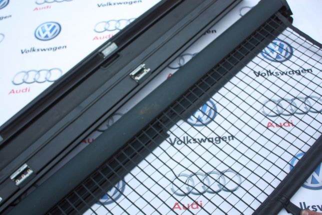 Задняя сетка, ролет багажника Audi A6 C5 перегородка-сетка, шторка