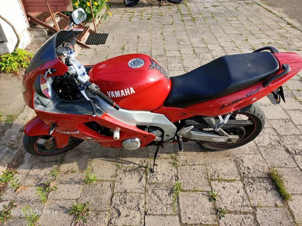 Sprzedam Yamaha thundercat 600
