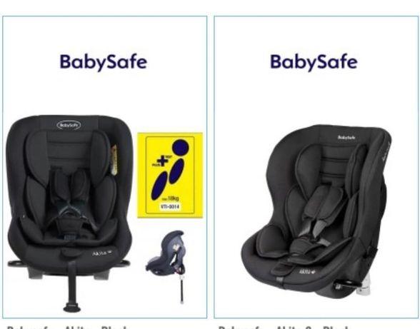Cadeira babysafe com garantia