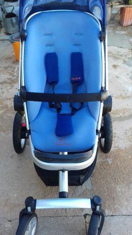 Carro Quinny Azul